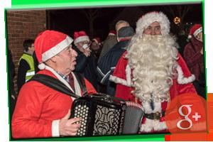 Fotoalbum Kerstnachtwandeling – 23/12/2017