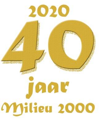 2020 - 40 Jaar Milieu 2000