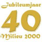 Jubileumtocht – 40 jaar Milieu 2000 – Zondag 23/05/2021