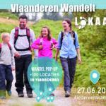 Vlaanderen wandelt lokaal – 27/06/2021
